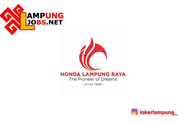 Lowongan Kerja Lampung Di Honda Lampung Raya Terbaru 2021 Jobs Lampung