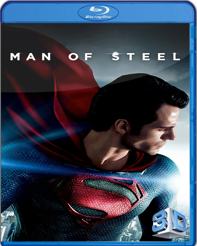 Man of Steel [2013] [BD50] [Español] [3D]
