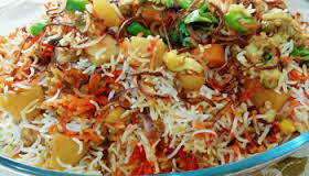 Boneless Chicken Biryani Recipes