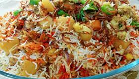 Boneless Chicken Biryani Recipes