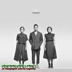 Gamaliel Audrey Cantika - Stronger (2015) Album cover