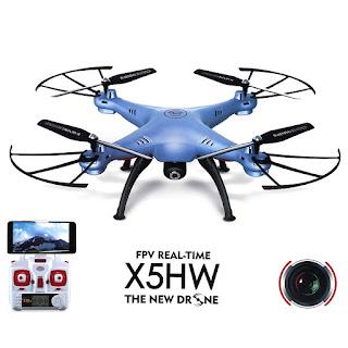 Spesifikasi Drone Syma X5HW - GudangDrone