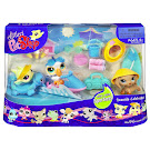 Littlest Pet Shop 3-pack Scenery Dachshund (#518) Pet