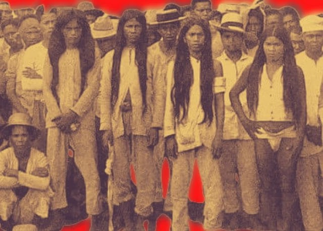 The Fierce Long-haired Scouts of Macabebe