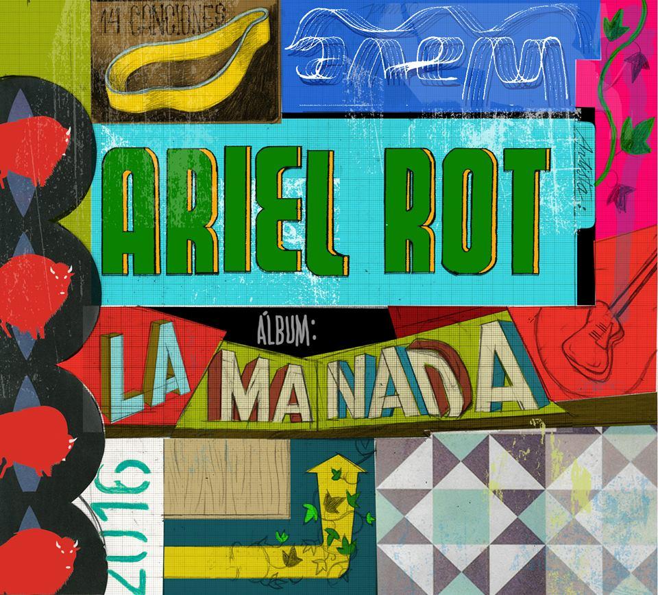 Entrevista: Ariel Rot ~ El Giradiscos