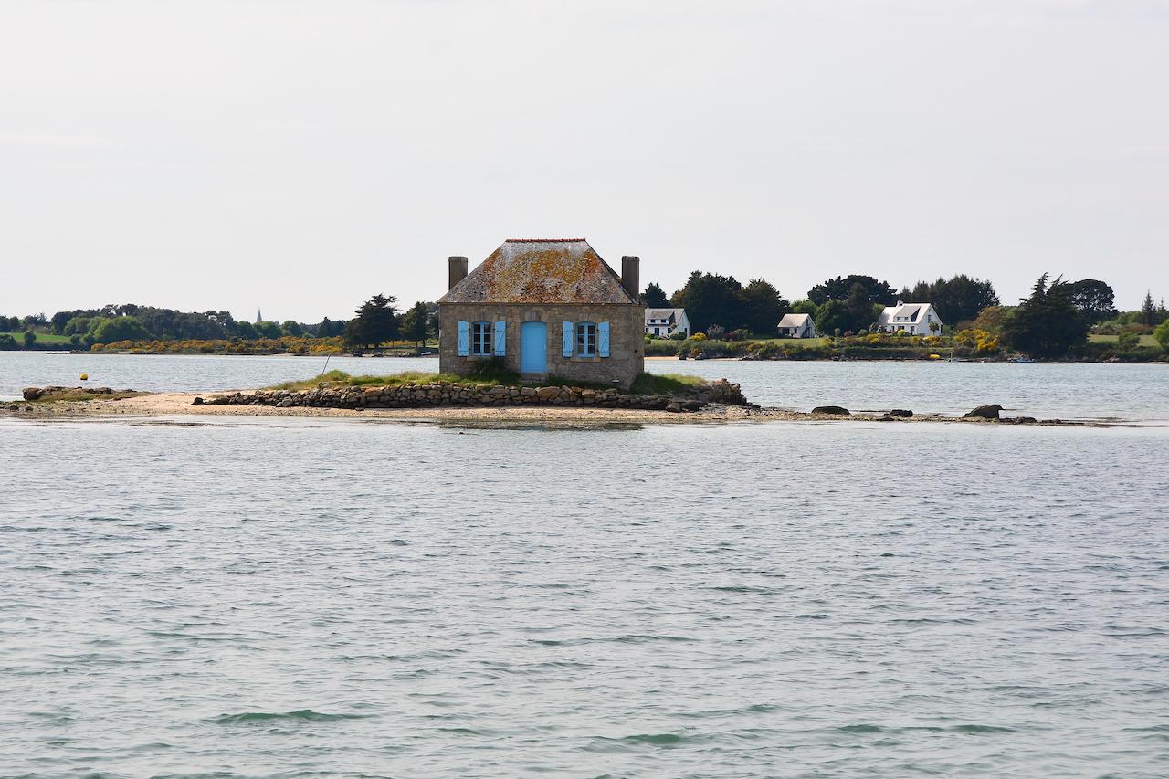 maison aux volets bleus de Nichtarguer