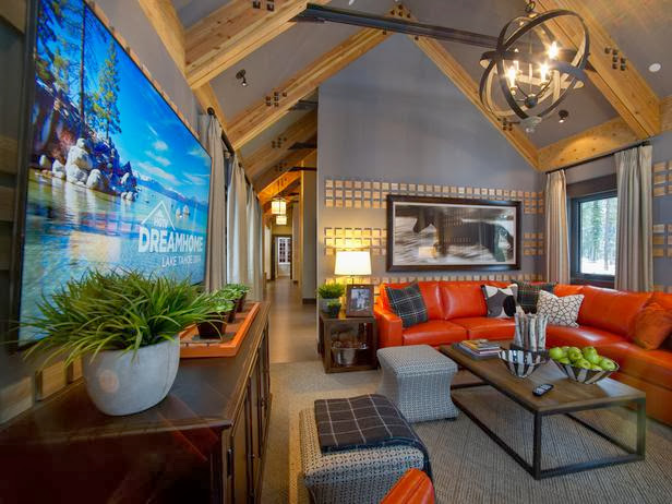 Modern Furniture Hgtv Dream Home 2014 Family Room Pictures
