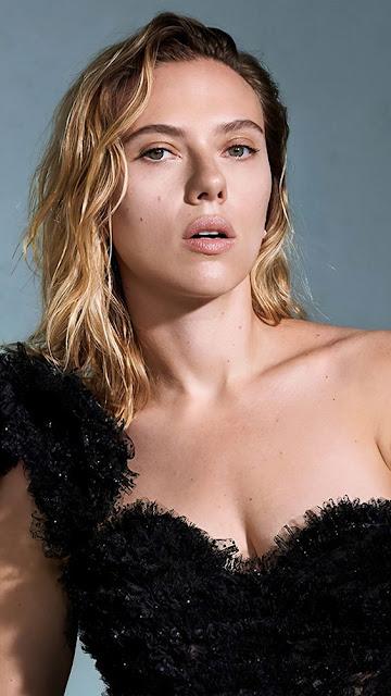 Wallpapers of Scarlett Johansson Actress HD