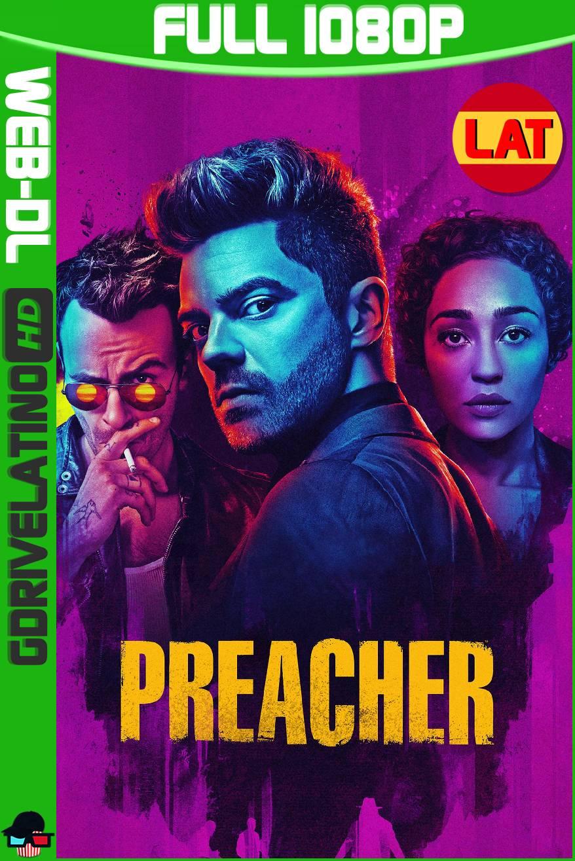 Preacher (2017) Temporada 2 AMZN WEB-DL 1080p Latino-Inglés MKV