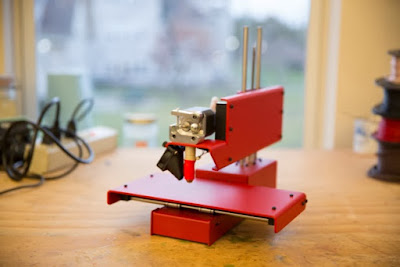 Printrbot Simple 3D Printer Review and Driver Download