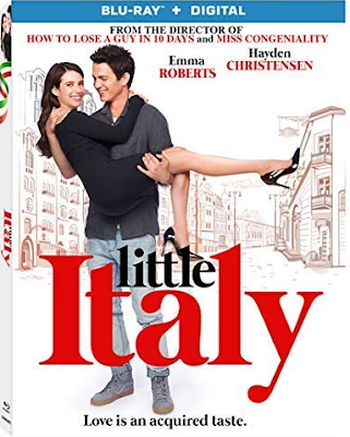 Little italy [2018] [BD25] [Latino]