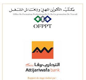 rapport de stage attijariwafa bank
