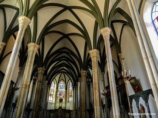 Igreja do Santuário do Caraça, Minas Gerais