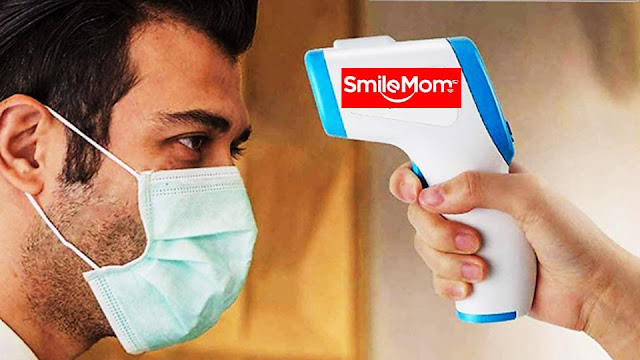 Smile Mom Infrared Thermometer