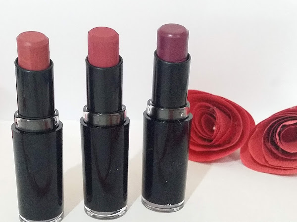 New In - Wet 'n' Wild Megalast Lipsticks