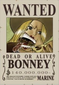 merupakan salah satu bajak bahari perempuan yang berhasil mencapai New World dengan usahanya s 10 Fakta Menarik Tentang Jewelry Bonney. No. 5 mungkin lebih hebat dari Luffy