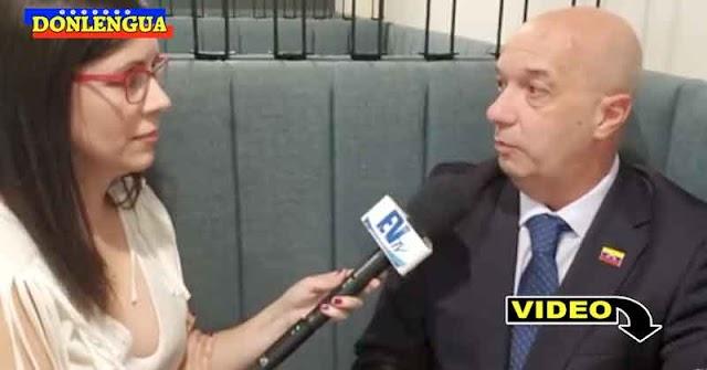 Iván Simonovis ahora dice que renunció por razones personales