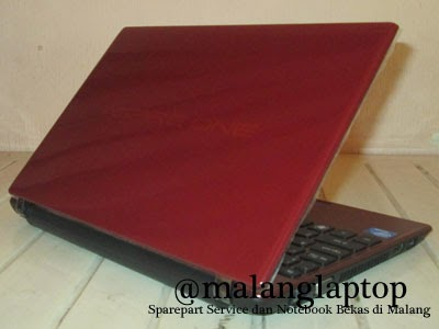 Netbook Secondhand Acer AO756