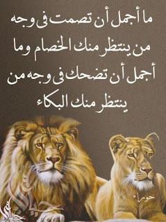 امثال وحكم جميله