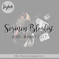 Segmen Bloglist by Saghah