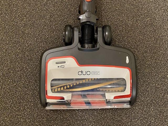 Shark Anti Hair Wrap Duo Clean IZ201 Cordless Vacuum Cleaner Review