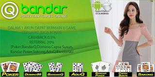 Promo Agen Bandar66 Online Terpercaya QBandar - www.Sakong.com