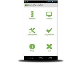 Control your pc by using android phone via unified remote latest full APK