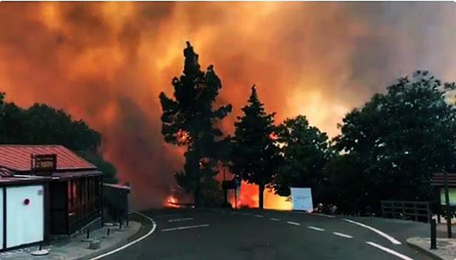 Un ganadero principal sospechoso del incendio de Gran Canaria