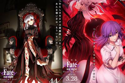 spoiler Fate/Stay Night Heavens Feel 3