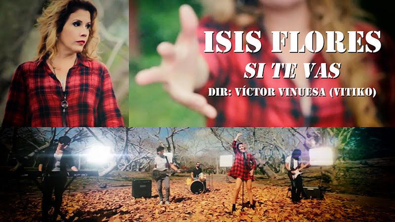 Isis Flores - ¨Si te vas¨ - Videoclip - Dirección: Víctor Vinuesa (Vitiko). Portal Del Vídeo Clip Cubano