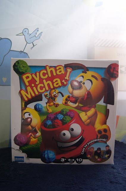 Pycha Micha - gra zręcznościowa. Recenzja.
