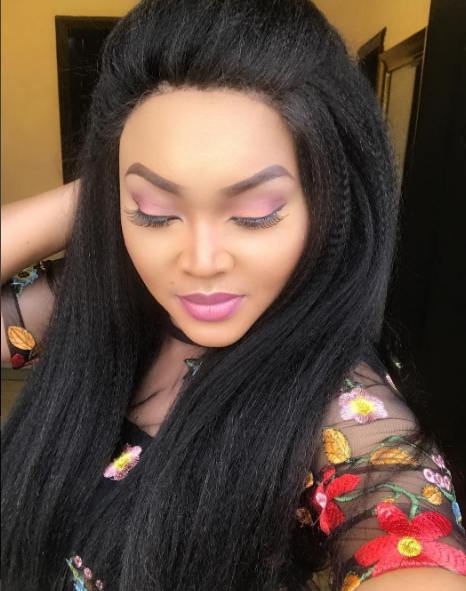 Checkout Mercy Aigbe's Look For Her Date Night