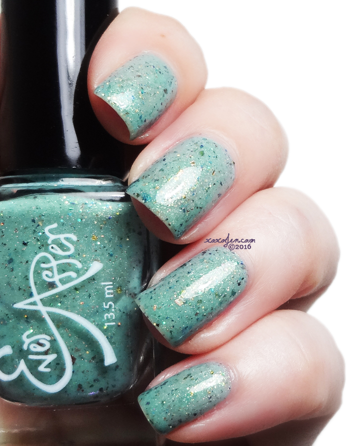 xoxoJen's swatch of Ever After Month of June