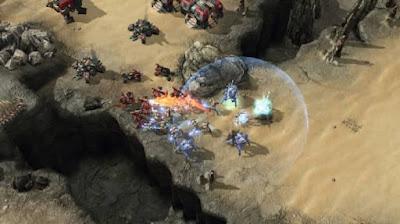 لعبة StarCraft II Heart Of The Swarm للكمبيوتر