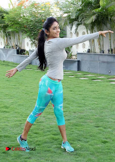 Actress Pooja Sri Yoga Picture Gallery  0003.jpg