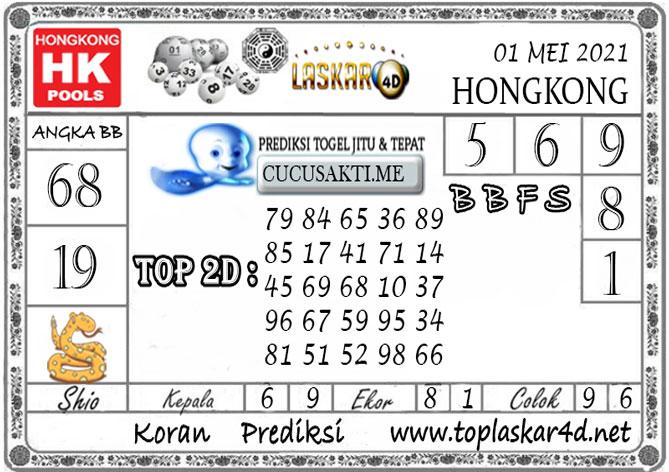 Prediksi Togel HONGKONG LASKAR4D 01 MEI 2021