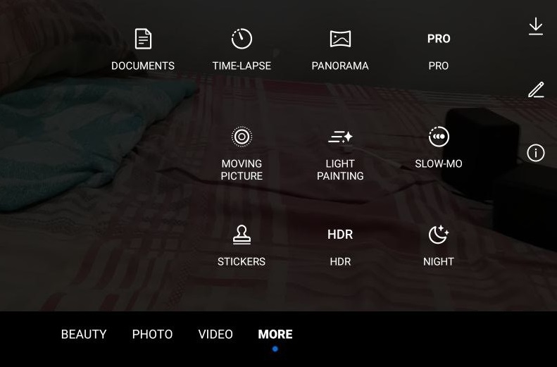 Camera Test on Huawei MatePad Pro