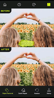 Photo Retouch - all remove objects touch and retouch Apk