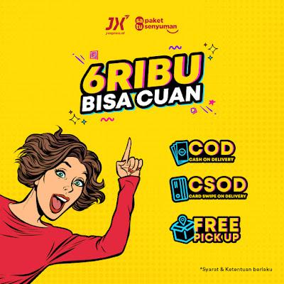 Promo Serba 6 ribu JX Indonesia