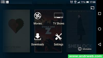 تطبيق Morpheus TV لمشاهدة الأفلام المترجمة للأندرويد