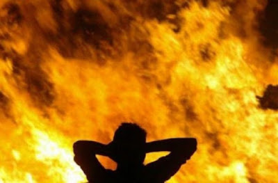 На Львівщині спалили табір ромів - омбудсмен