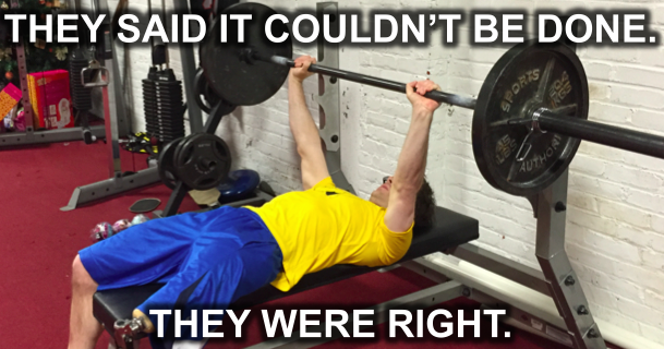 Fitness Pollenator: Can You Bench Press Every Day?