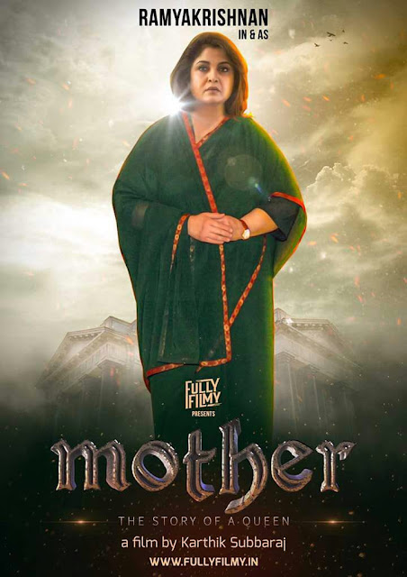 Ramya Krishna as Mother in Jayalalithaa Biopic Poster Goes Viral