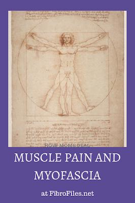Muscle pain and myofascia