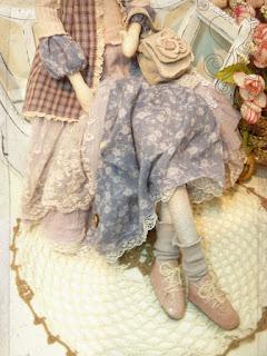 кукла бохо