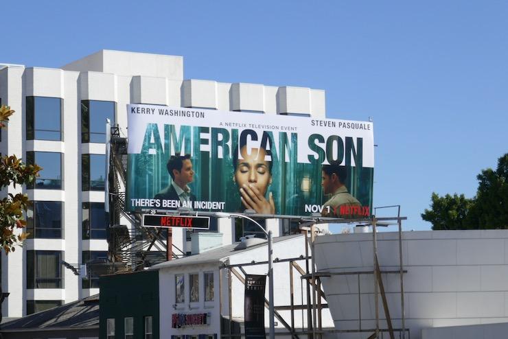 American Son Netflix billboard