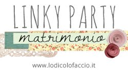 Linky Party Matrimonio