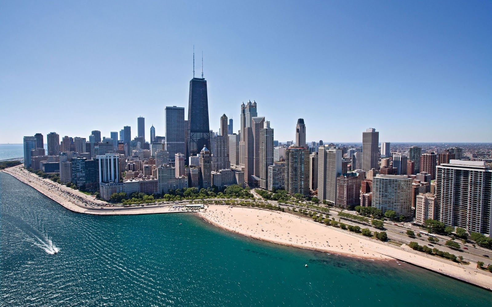 Chicago Beach HD Wallpapers 2013 ~ All About HD Wallpapers