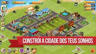 A Vila: simulador de ilha Village City Simulation Apk Mod