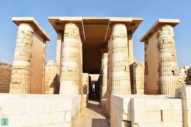 Que ver en Saqqara
